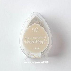 Tampone Inchiostro Dew Drop - Chalk Ink - Wheat - Grano - art. GD-82 - VersaMagic